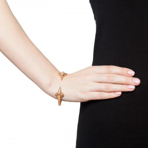 Antipearle Blacktip Bracelet Gold